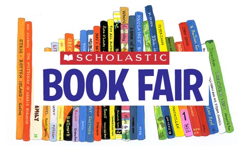 Movie night and book fair this Friday