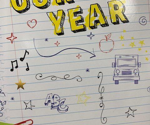 Yearbook Orders for Hanawalt